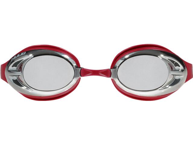 HUUB Varga Goggles red silver
